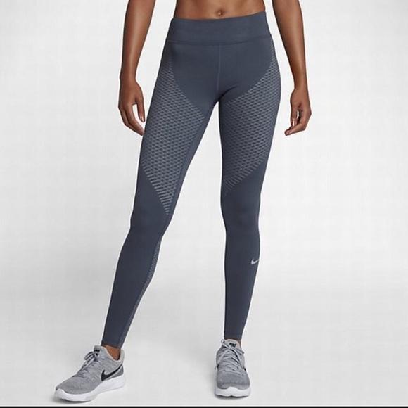 f52879cbd792b Nike Pants | Zonal Strength Tights | Poshmark